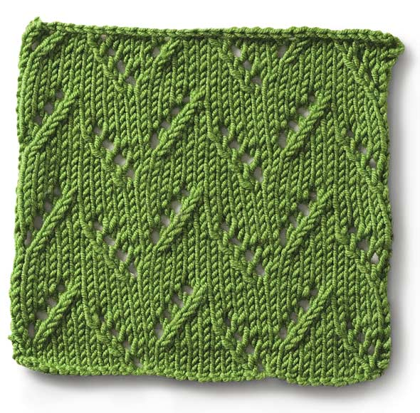 example of Leaves of Grass pattern