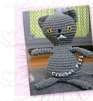 Brett Bara's Crochet Fifi