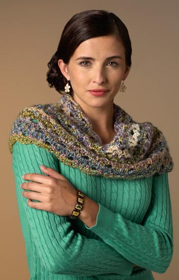 Ellen Gormley cowl