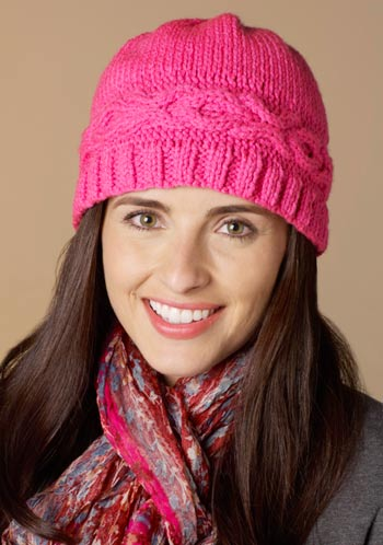 Heather Lodinsky hat