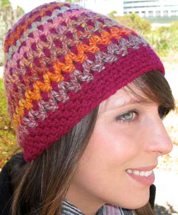 Robyn Chachula hat
