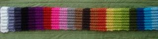 Vickie's scarf