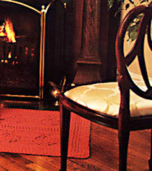 crochet hearth rug