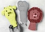 crochet finger puppet photo