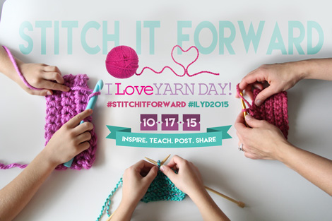 728x90 I Love Yarn Day banner