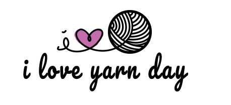 I Love Yarn Day 2017 Logo