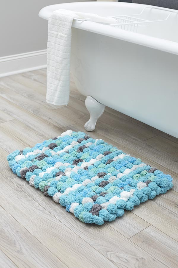 Luxurious Bath Rug